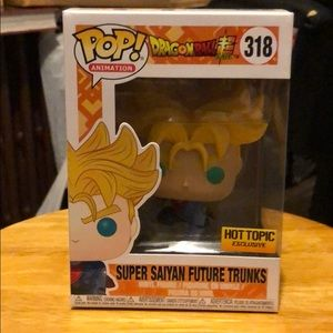 Super Saiyan Future Trunks Funko Pop